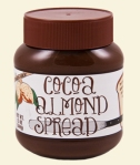 Cocoa Almond Spread