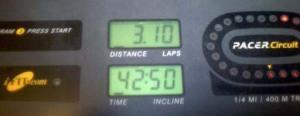 Treadmill 5k
