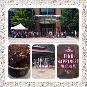 Ice Cream on the Square