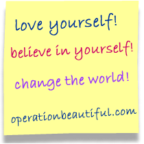 Operation Beautiful Note