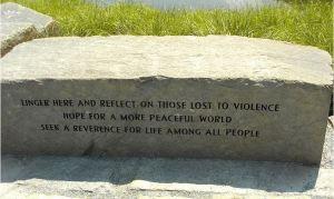 DC sniper memorial