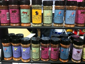 cute spices