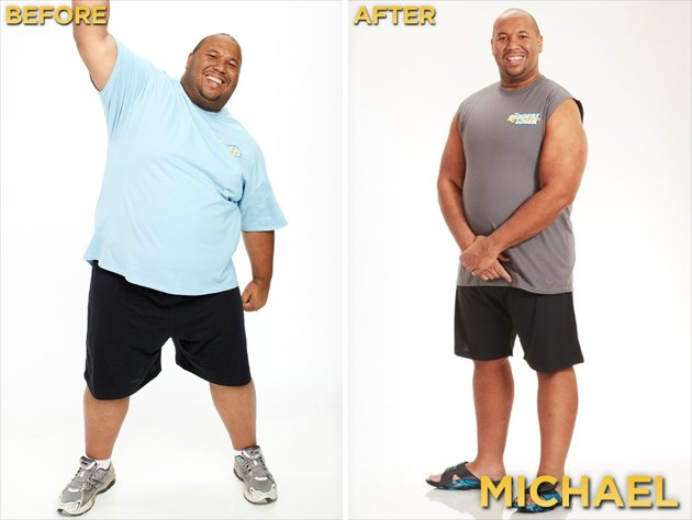 Michael Dorsey Before & After