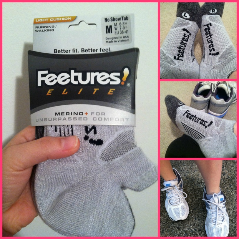 Feetures collage