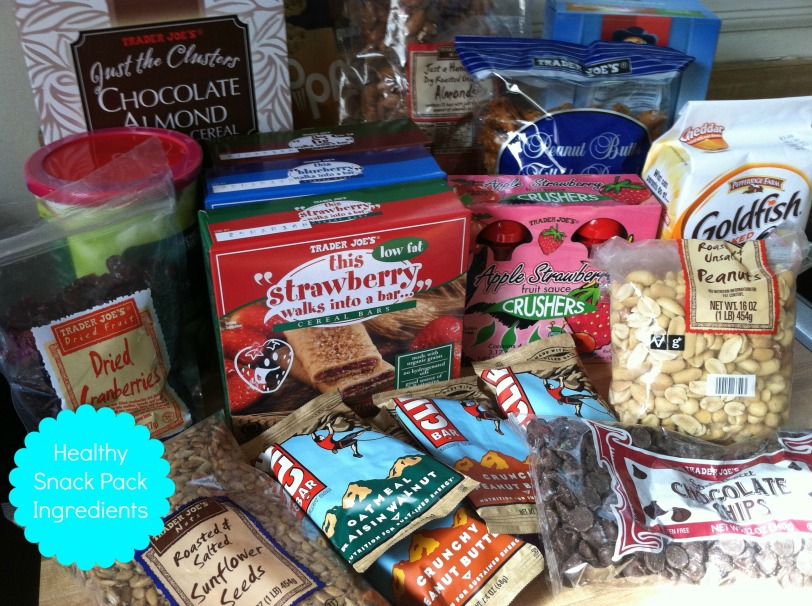 Snack Pack Ingredients