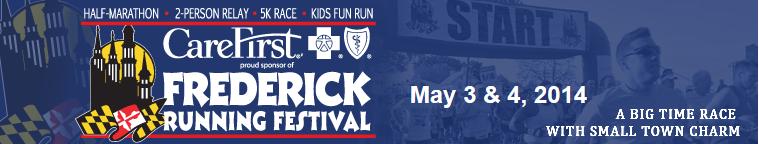 Frederick Running Festival 2014