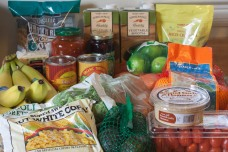 Vegetarian Pantry Items