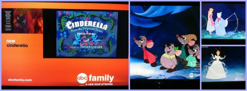 Cinderella Collage