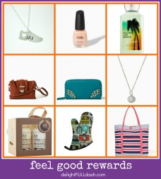 Feel Good Reward Board